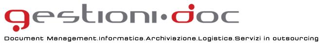 Ordina Documenti by Gestioni Doc Srl